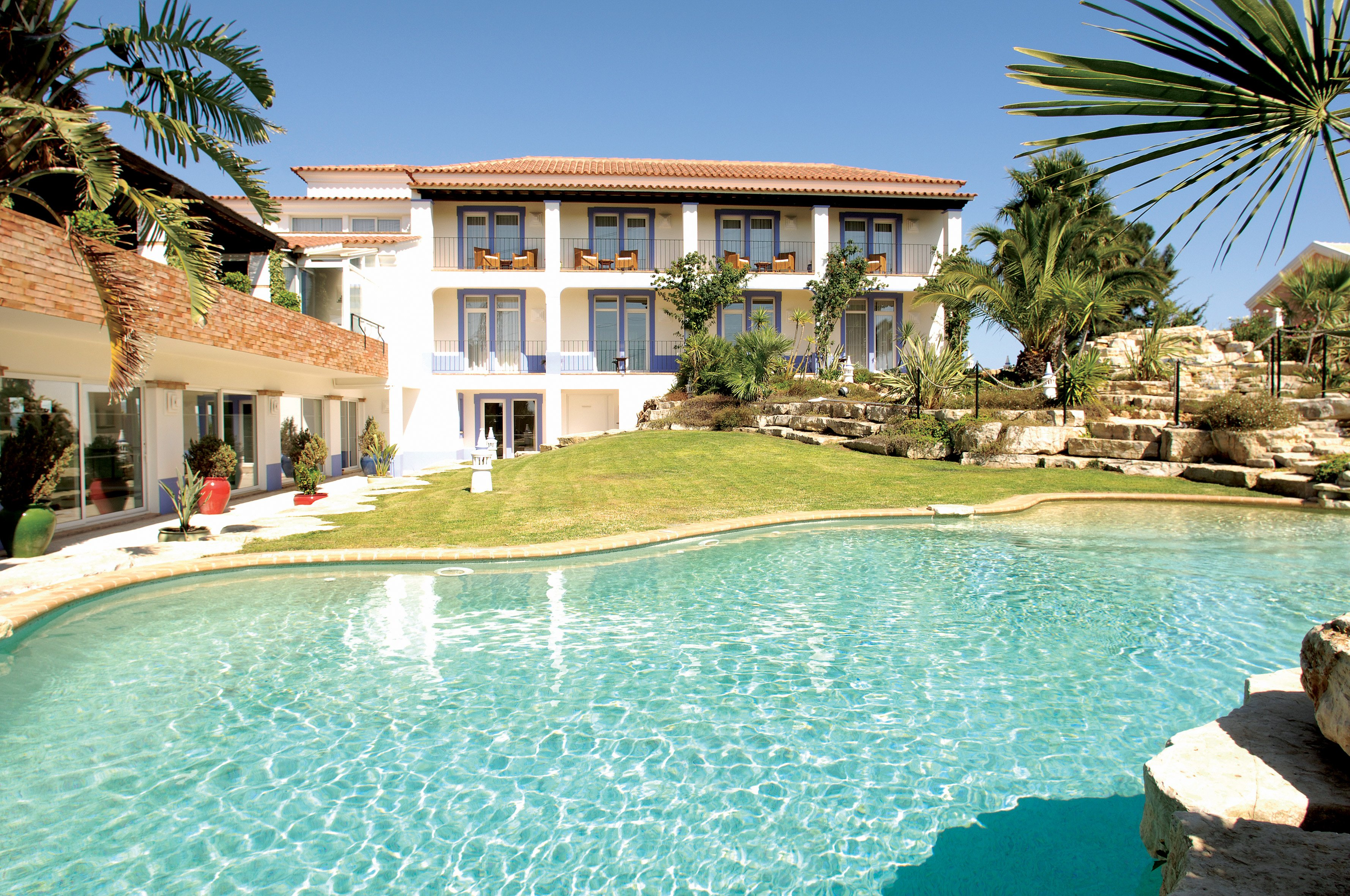 Boot camp abroad 7 day residential boot camp portugal for Knebel design pool ug